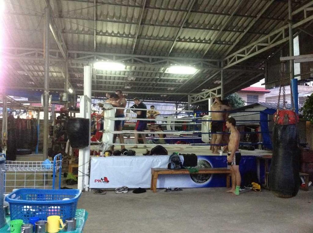 entrainement muay thai thailande (4)