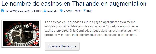 CasinosThailande