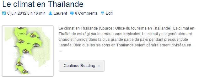 ClimatThailande