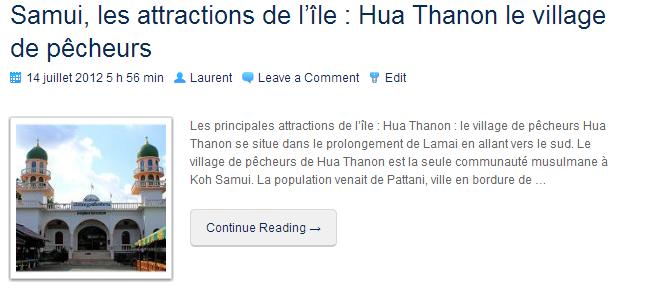 HuaThanonSamui