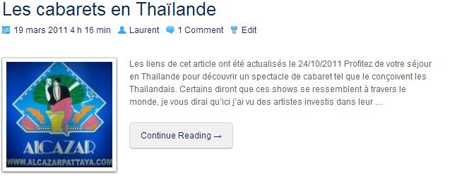 LesCabaretsEnThaïlande