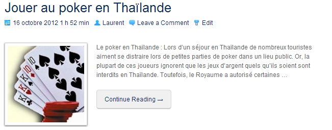 PokerThaïlande