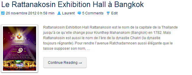 RattanakosinExhibitionHallBangko