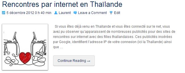 RencontresInternetThailande