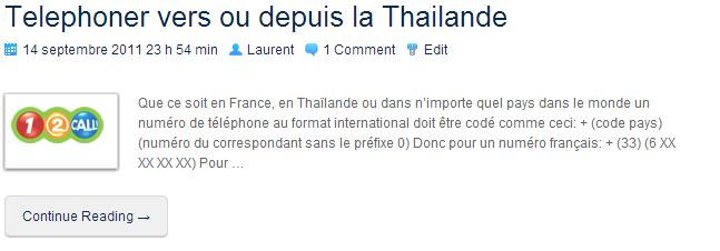 TelephonerVersOuDepuisLaThailande