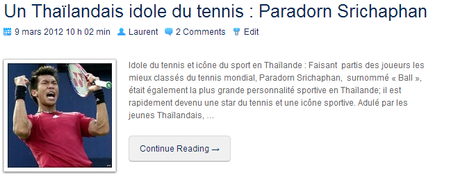 TennisParadorn