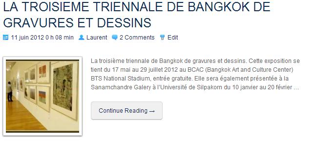 TriennaleBangkok