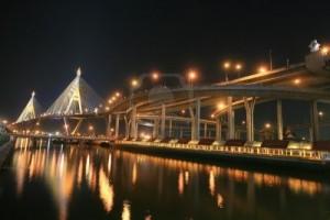 MegaPontAnneauIndustrielBangkok