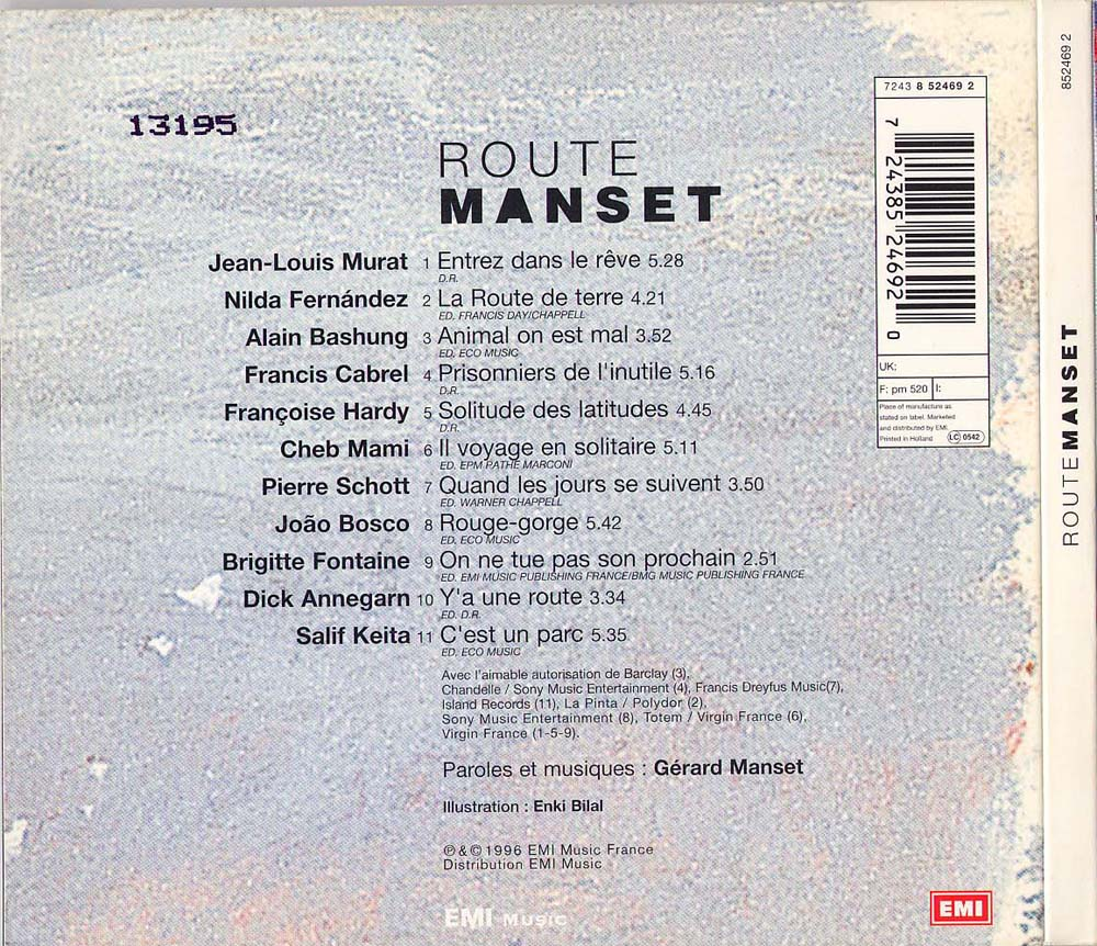 MANSET 07