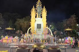 CHIANG RAI 04 Monument Mengrai