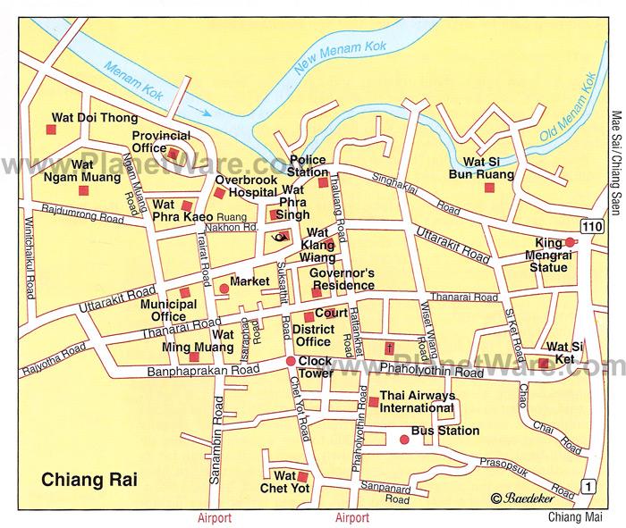 CHIANG RAI 40 PLAN