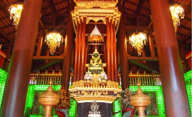 CHIANG RAI PHRA KAEW 07