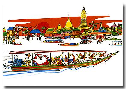 Noël vu par les Thaïlandais (Chiffres en vrac hors série ...