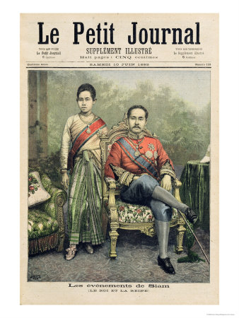 Chulalongkorn les impressions du roi de siam sur le paris de la belle poque 1 2 - Le roi du matelas recrutement ...