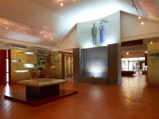 Isaan, Thailand, Mietwagen Rundreise, Ban Chiang National Museum