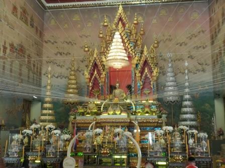 Wat Pho Chai à Nong Khai