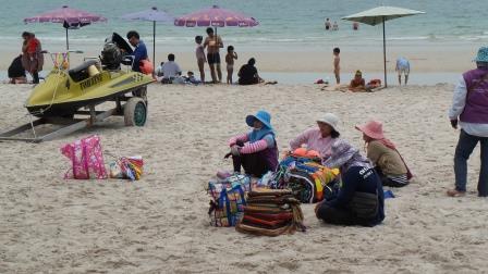 Hua Hin la plage