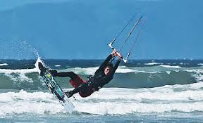 Kite surf à Hua Hin