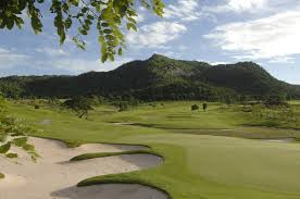 Parcours de golf à Hua Hin