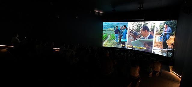Le pavillon de la Thaïlande à l'exposition universelle de Milan