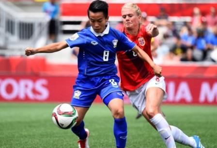 Thaïlande vs Norvège