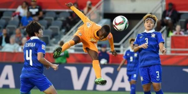 Thaïlande vs Côte d'Ivoire