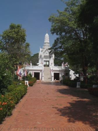 Lak Mueang : le pilier de la cité
