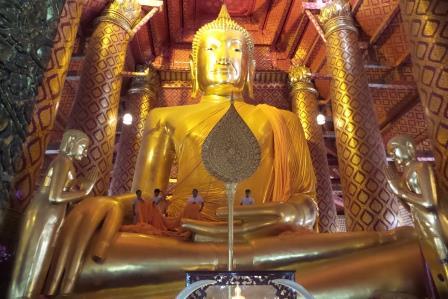 Phra Buddha Trai Rattana Nayaka
