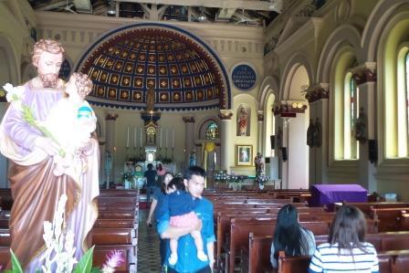 L'Eglise Saint-Joseph d'Ayutthaya