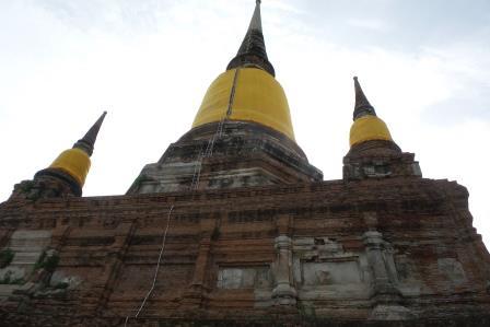 Le Wat Yai Chaimongkhon
