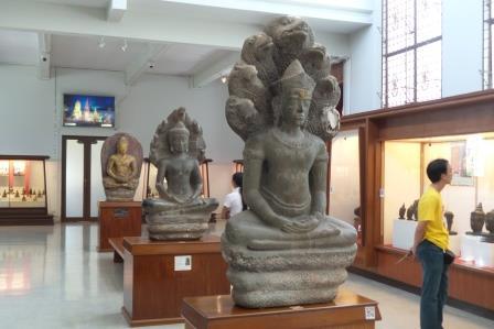 Le Musée National Chao Sam Phraya