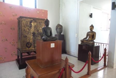 Le Musée National Chao Sam Phraya à Ayutthaya