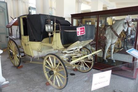 Carrosses utilisés par la famille royale
