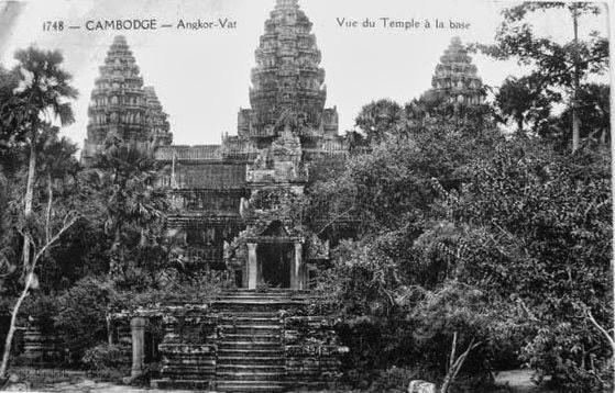 Angkok photographié par John Thomson