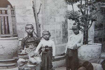 Le Prince Chulalongkorn photographié par John Thomson