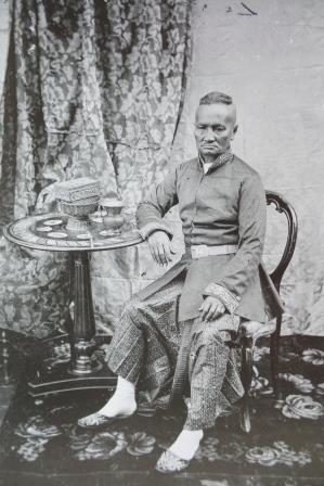 Le premier ministre, Chao Phraya Boromma Sri Suriyawongse