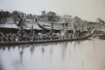 JOHN THOMSON PHOTO SIAM 36 ROYAL BARGE 2
