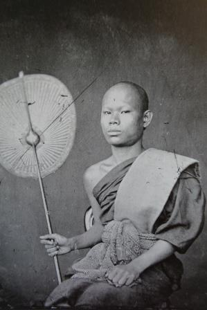 JOHN THOMSON PHOTO SIAM 45 MONK